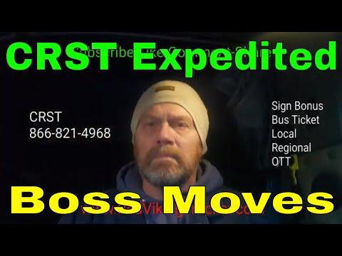 CRST Boss Move   Helping Celadon Drivers   RVT  Red Viking   Werewolf   Trucker   Celadon Bankruptcy