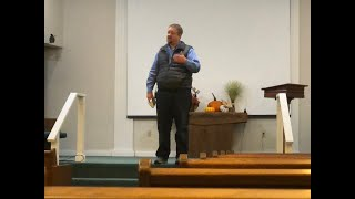 11-15-2020 Worship Service - It Takes Two: Build Up