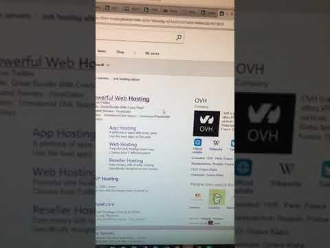 Bing ads sever error