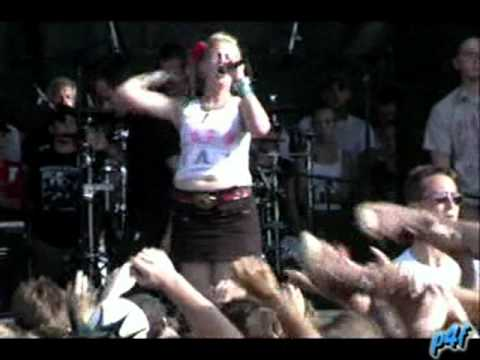 Dropkick Murphys & Stephanie Dougherty - The Dirty Glass (Warped Tour 2003)