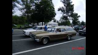 Caprice 427 4 Speed Wagon Lites Em UP!!!  9 1 13