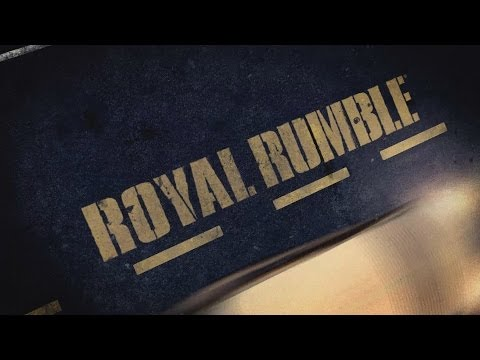 RAW IS WAR: Royal Rumble 2014