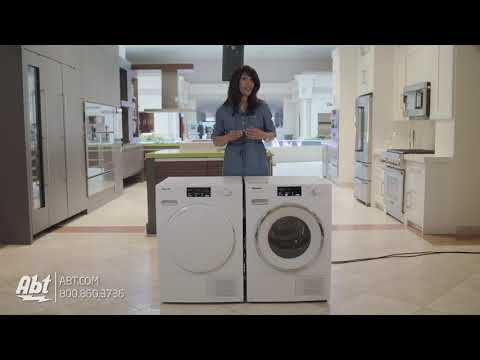 Miele T1 Dryer - YouTube