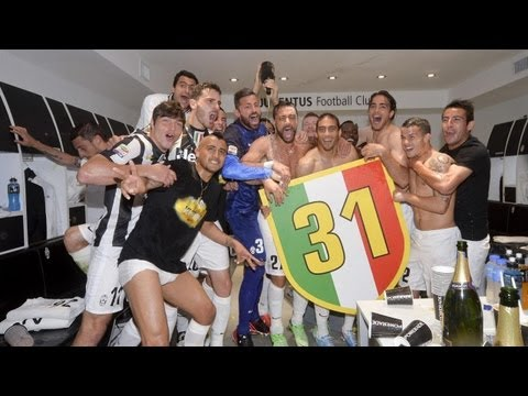 Juventus Serie A Champion