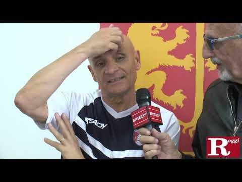 Ravenna-Samb 2-0. Interviste a Nocciolini, Roselli e Foschi