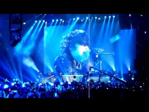 X JAPAN LIVE AT MADISON SQUARE GARDEN, NEW YORK, PART 1