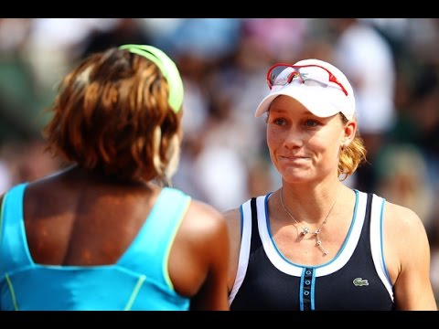Sam Stosur VS Serena Williams Highlight 2010 QF