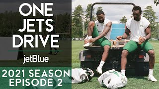 2021 One Jets Drive: Episode 2 | New York Jets