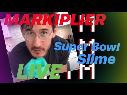 SUPERBOWL SLIME l Markiplier Live 2/4/2018