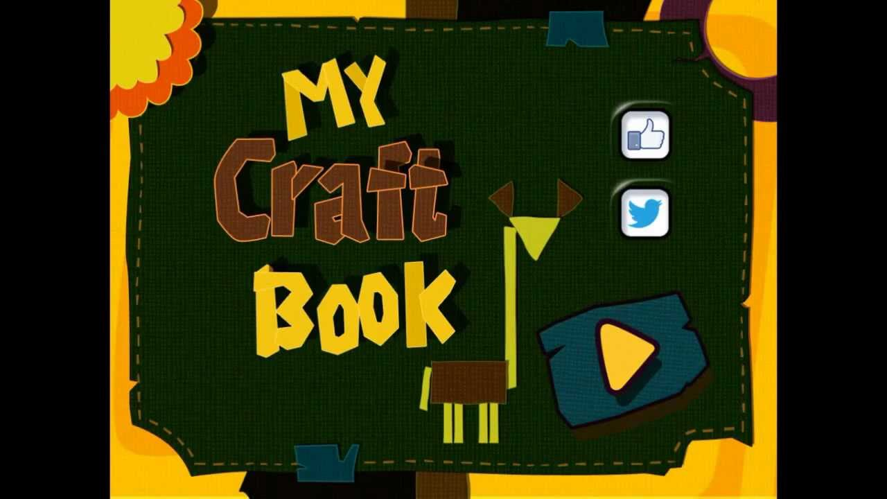 My Craft Book Ipad Game Play Review Youtube