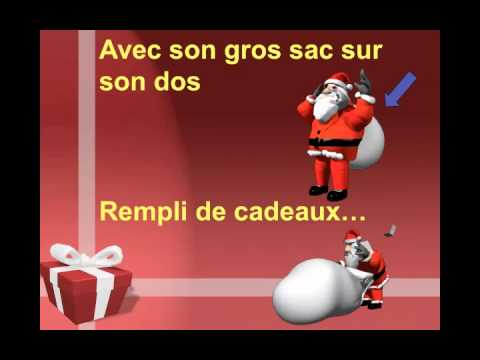 le gentil pere noel matt maxwell youtube. Black Bedroom Furniture Sets. Home Design Ideas