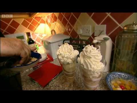 Brenda Blethyn's Knickerbocker glory ice cream - A Taste of My Life - BBC