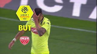But Pierrick CAPELLE (22' csc) / Dijon FCO - Angers SCO (2-1)  (DFCO-SCO)/ 2017-18
