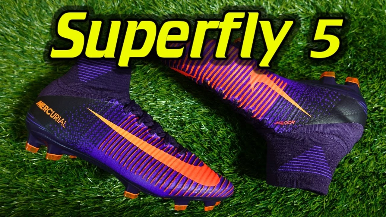 Nike Mercurial Superfly 5 (Floodlights Pack) - Review + On ...