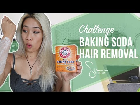 Using Baking Soda for Hair Removal | Does It Really Work
