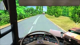 [OMSI 2] - Mercedes Benz O407 GAMEPLAY