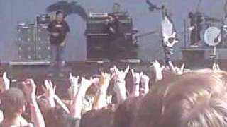 Shinedown - Sound of Madness live at Download 09