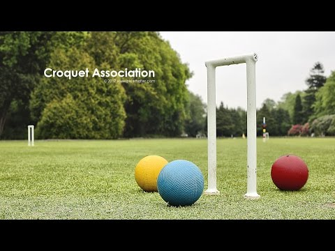 Croquet Association Promotional Short Film