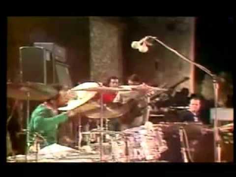 Billy Cobham - Drum Solo - France 1972 (Mahavishnu)