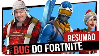 Summary: Fortnite Bug, Drunken Arthur, I won an old video game and more! Game Over