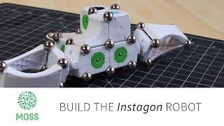 MOSS - Robot #1581 | Instagon