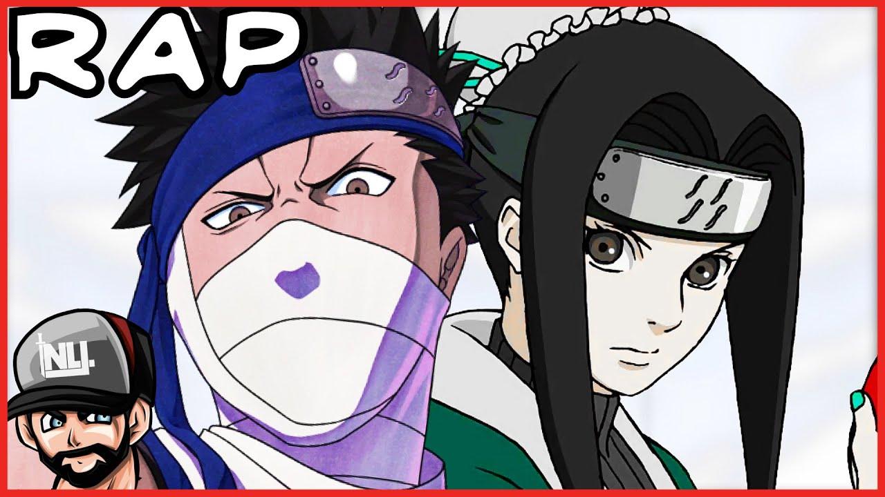 Zabuza and Haku Rap | None Like Joshua, Connor Quest & Tyler Clark | Naruto Rap