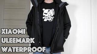 Куртка Xiaomi Uleemark Waterproof (3 в 1 или трансформер)