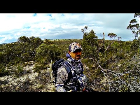 Solo Hunt For Red Deer - Remote South Australia