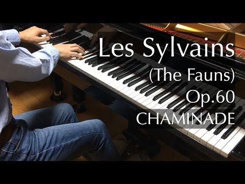 森の精(シャミナード)Chaminade - Les Sylvains (The Fauns), Op. 60 - pianomaedaful