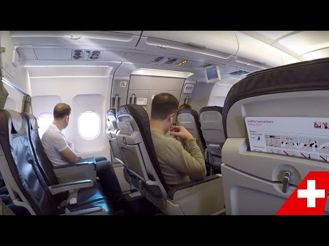 FLIGHT REPORT | SWISS AIRBUS A321 (Business) | ST PETERSBURG - ZURICH