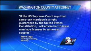 County clerks prepare for Supreme Court's decision on same-sex marriage