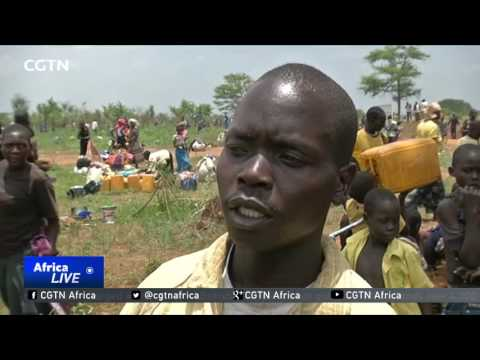 Over 3,000 South Sudanese flee to Uganda