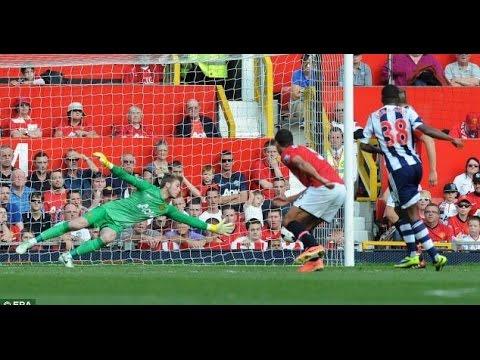 Man United vs West Brom 0-0 April 1st Match Highlights!
