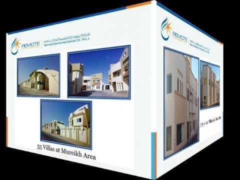 Remote Electromechanical Co. W.L.L. (Profile)  Umm Salal Mohammad, Doha Qatar