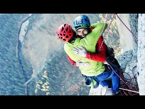 Yosemite Free-Climbers Reach Top of El Capitan