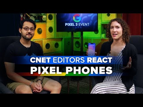 Pixel 3: Weighing in on Google\'s \'pure\' Android phone: CNET editors react