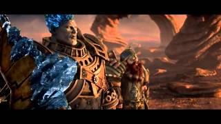 Бесплатная MMORPG Forsaken World - трейлер