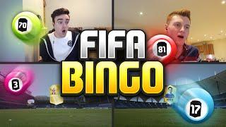 FIFA BINGO!!! INSANE LAST MINUTE PACK!!! Fifa 16 Bingo Challenge