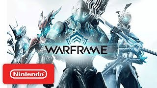 Warframe Announcement Trailer - Nintendo Switch