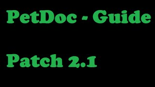 Diablo III: Zuni-PetDoc Guide 2.1 [Deutsch/German]