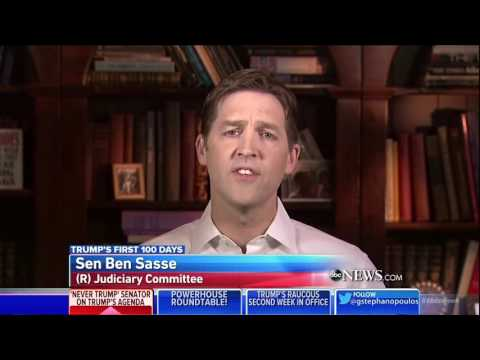 Ben Sasse on This Week with George Stephanopoulos