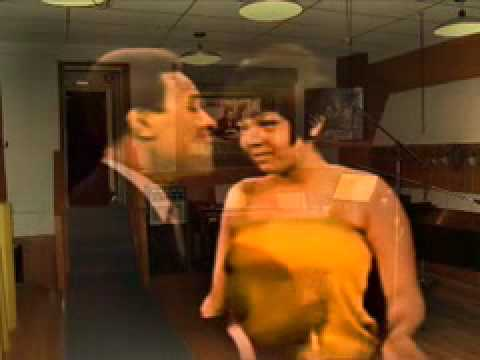Marvin & Tammi re-mix in Motown Studio A