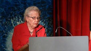 A. Caillet - Oprichtster van de Stichting Jacques Rozenberg - 2015-10