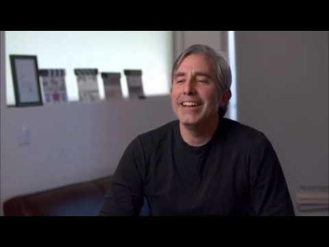 Admission  Paul Weitz - Interview Part 1