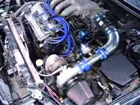 mazda mx 6 ls turbo engine bay probe 2 5 ls YouTube