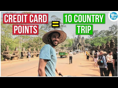 maximized-credit-card-points-for-(7-continent)-round-the-world-trip