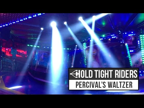 Percival's Waltzer ride - a travelling nightclub?!
