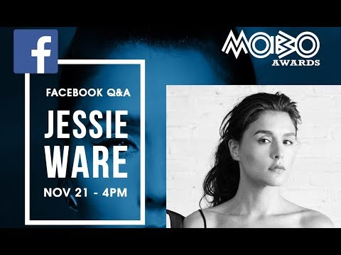 MOBO Awards Facebook Q&A with Jessie Ware