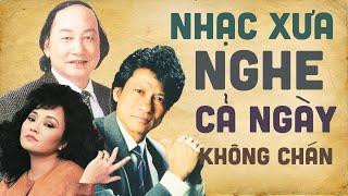 Liên Khúc Nhạc Xưa Nghe Cả Ngày Không Chán - Duy Khánh, Hương Lan, Tuấn Vũ