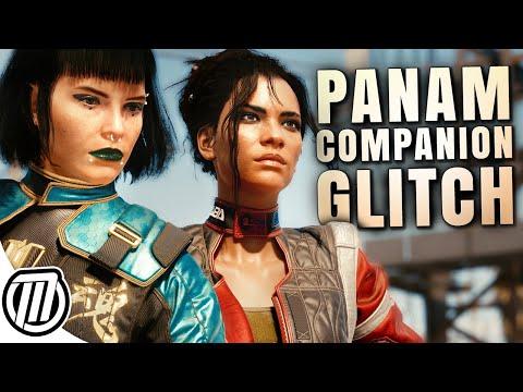 Cyberpunk 2077 Panam Companion Glitch!   Gameplay & Guide